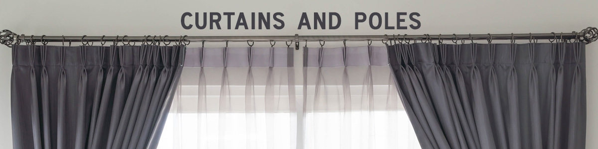 Curtains & Poles Image