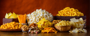 Snacks and Crisps Image