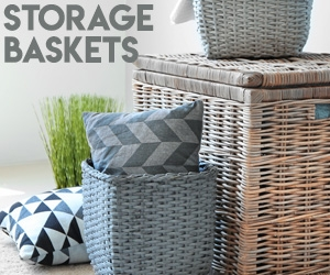 Baskets & Boxes Image