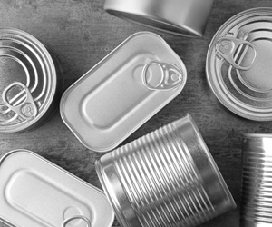 Cans & Tins Image