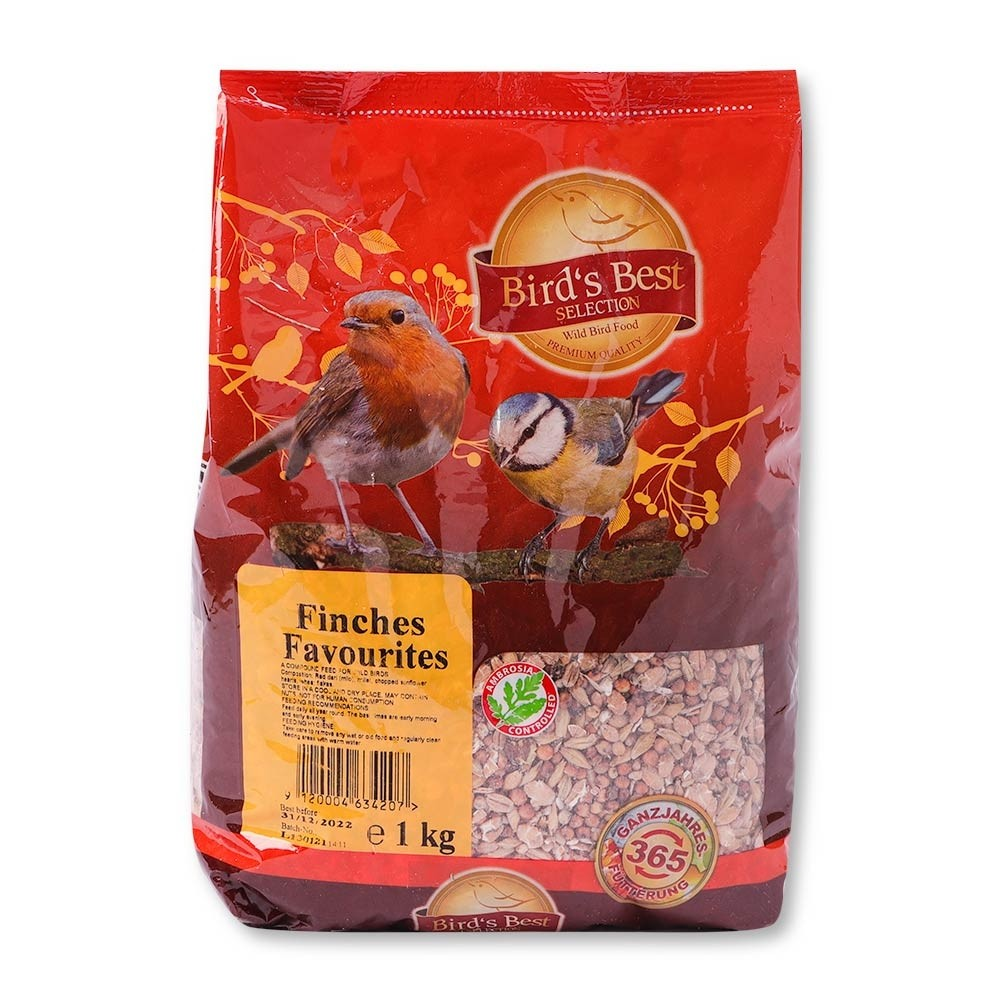 FINCHES FAVOURITES 1KG