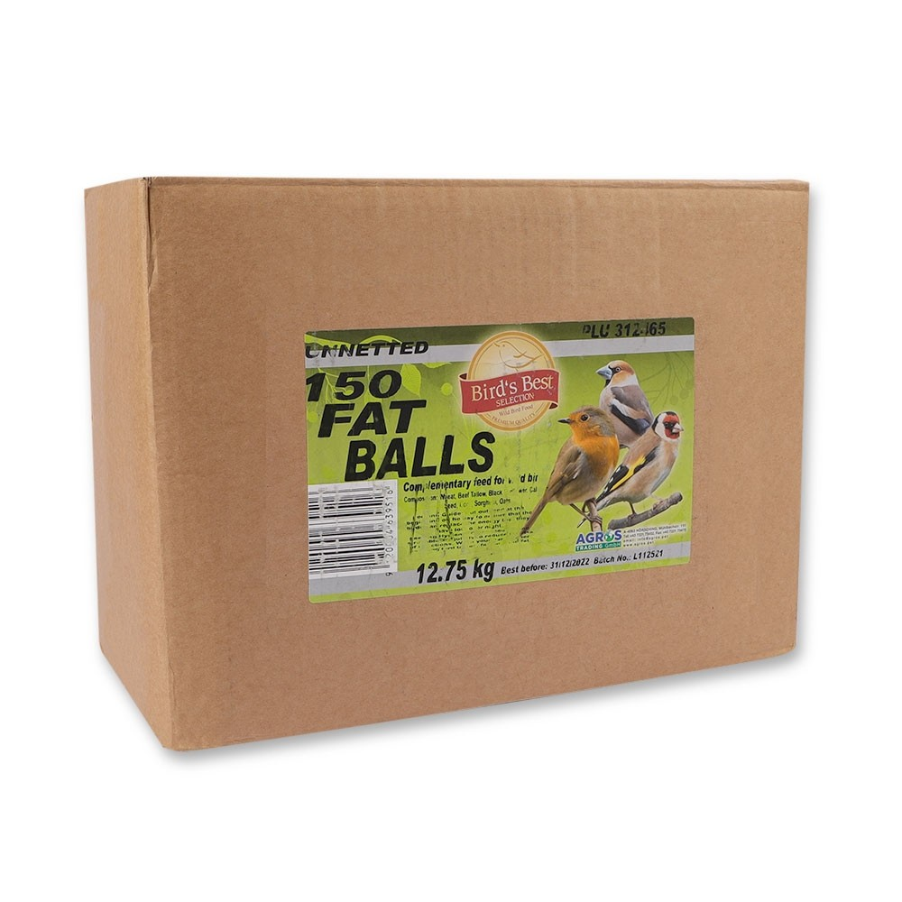 UNNETTED 150 FAT BALLS