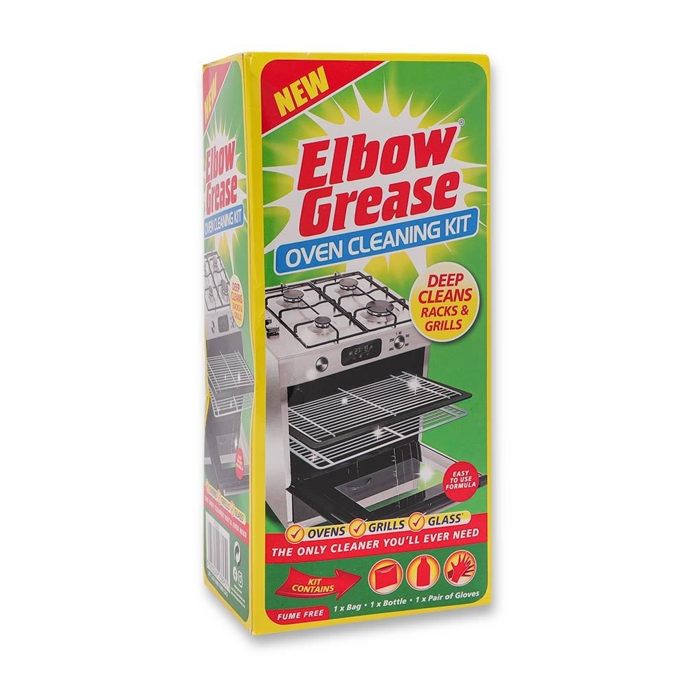 ELBOW GREASE OVEN CLEANING KIT
