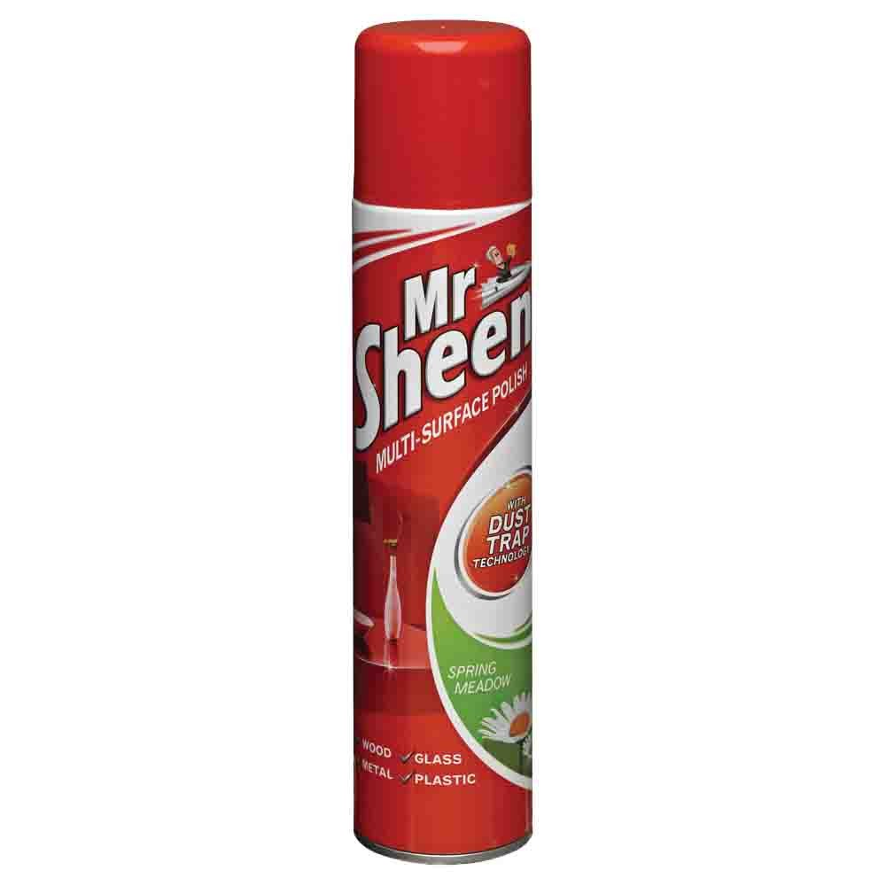 MR SHEEN POLISH SPRING FRESH 300ML