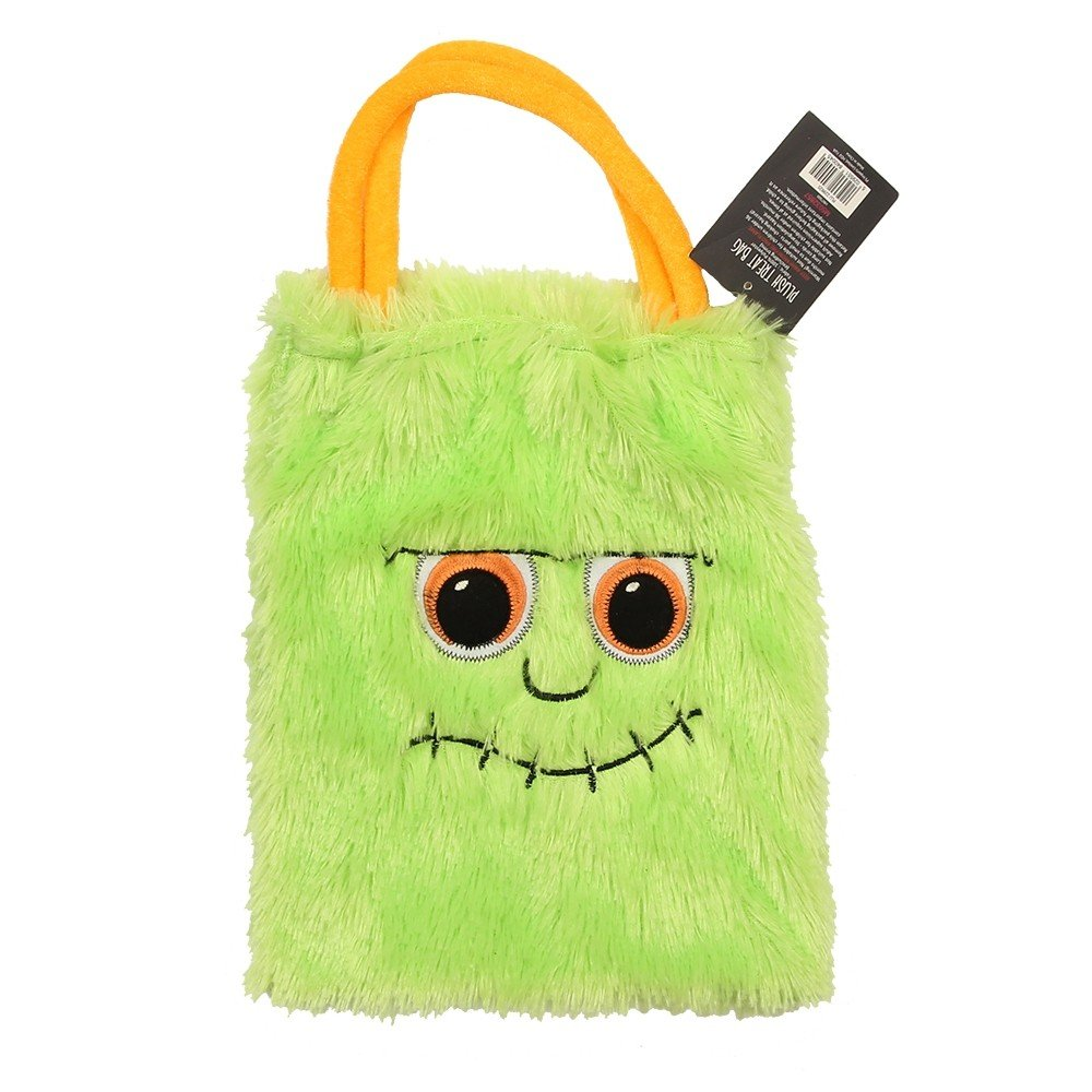 FURRY MONSTER TRICK OR TREAT BAG