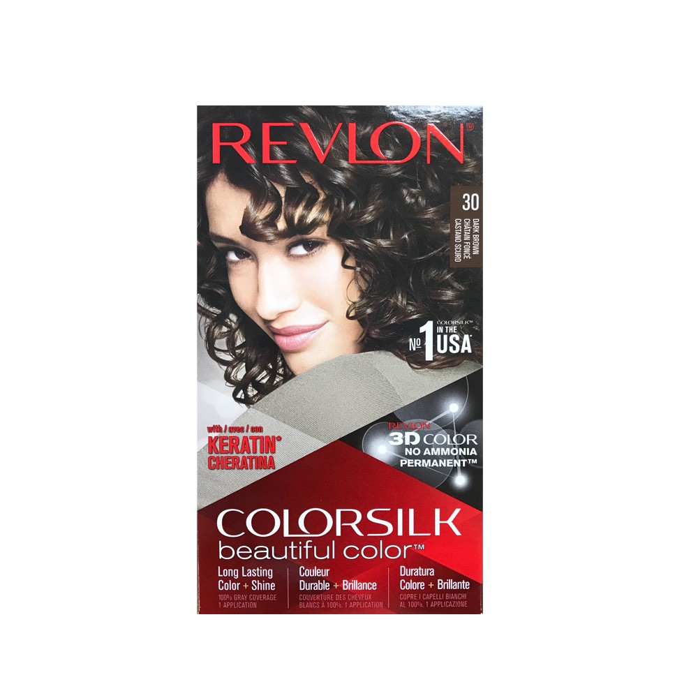 REVLON DARK BROWN 30