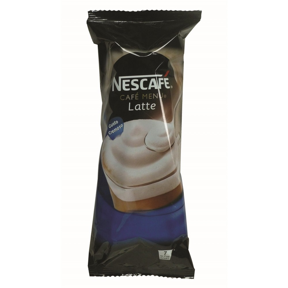 NESCAFÉ CAFÉ MENU LATTE 7 PACK