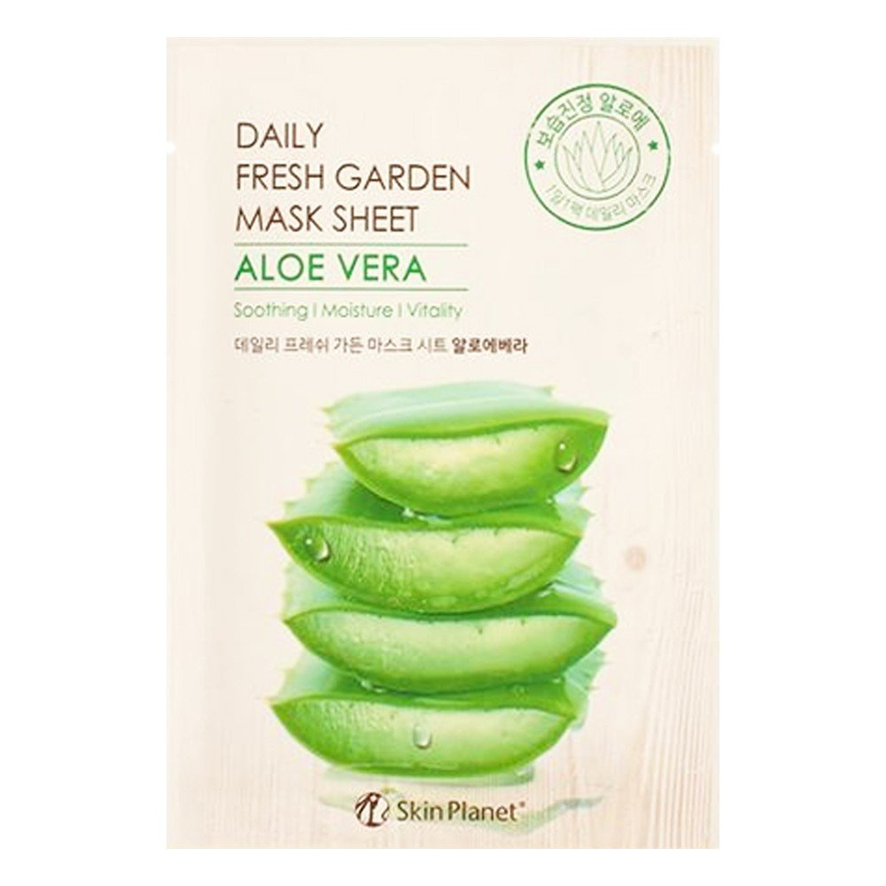 SKINPLANET FACE MASK SHEET ALOE VERA