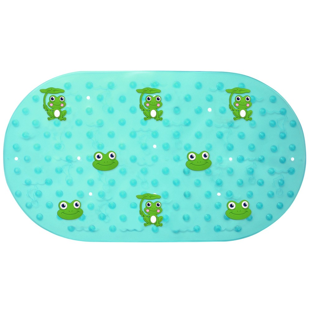 SUCTION BATH MAT - FROGS
