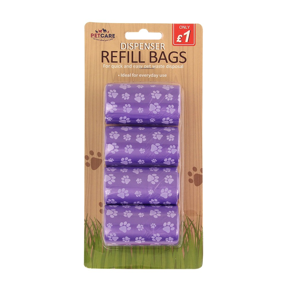 DISPENSER REFILL BAGS