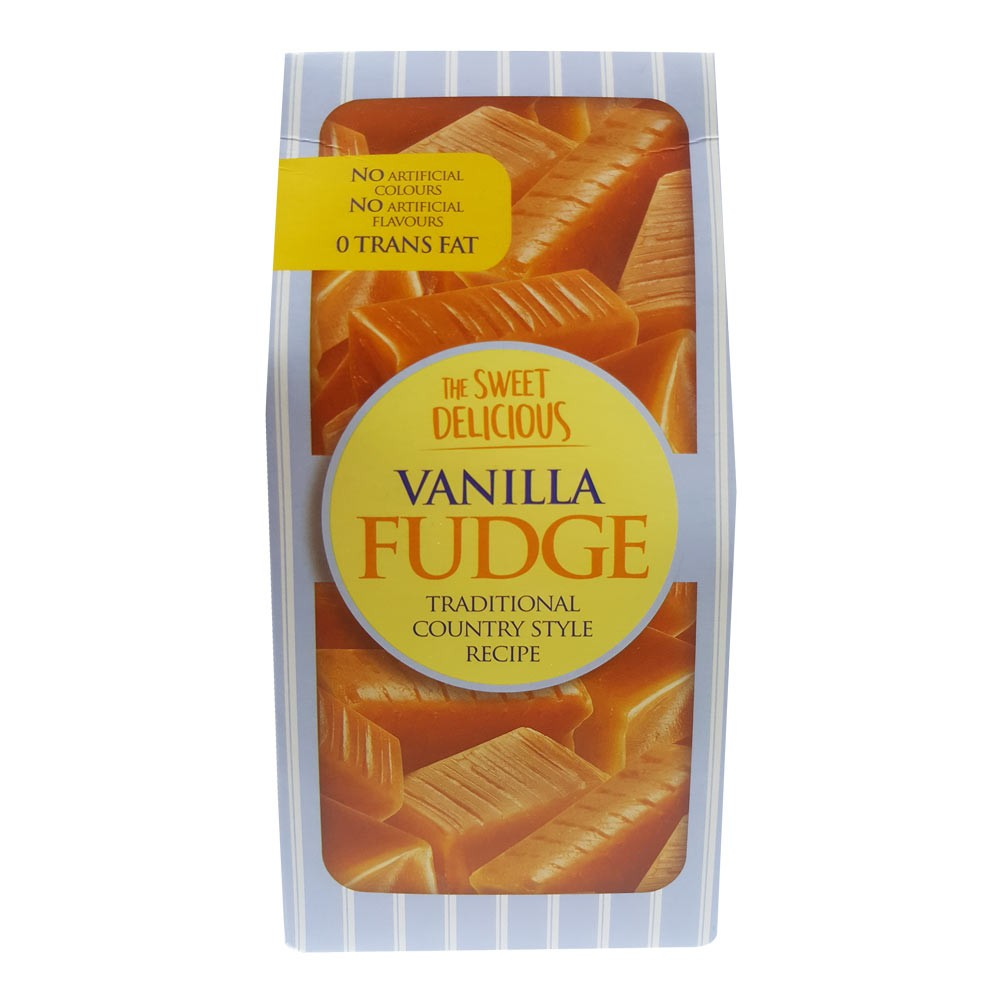 VANILLA FUDGE 200G