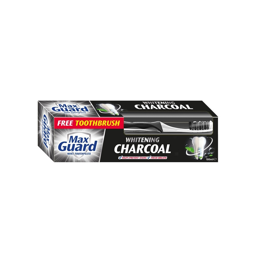 CHARCOAL TOOTHPASTE 100ML