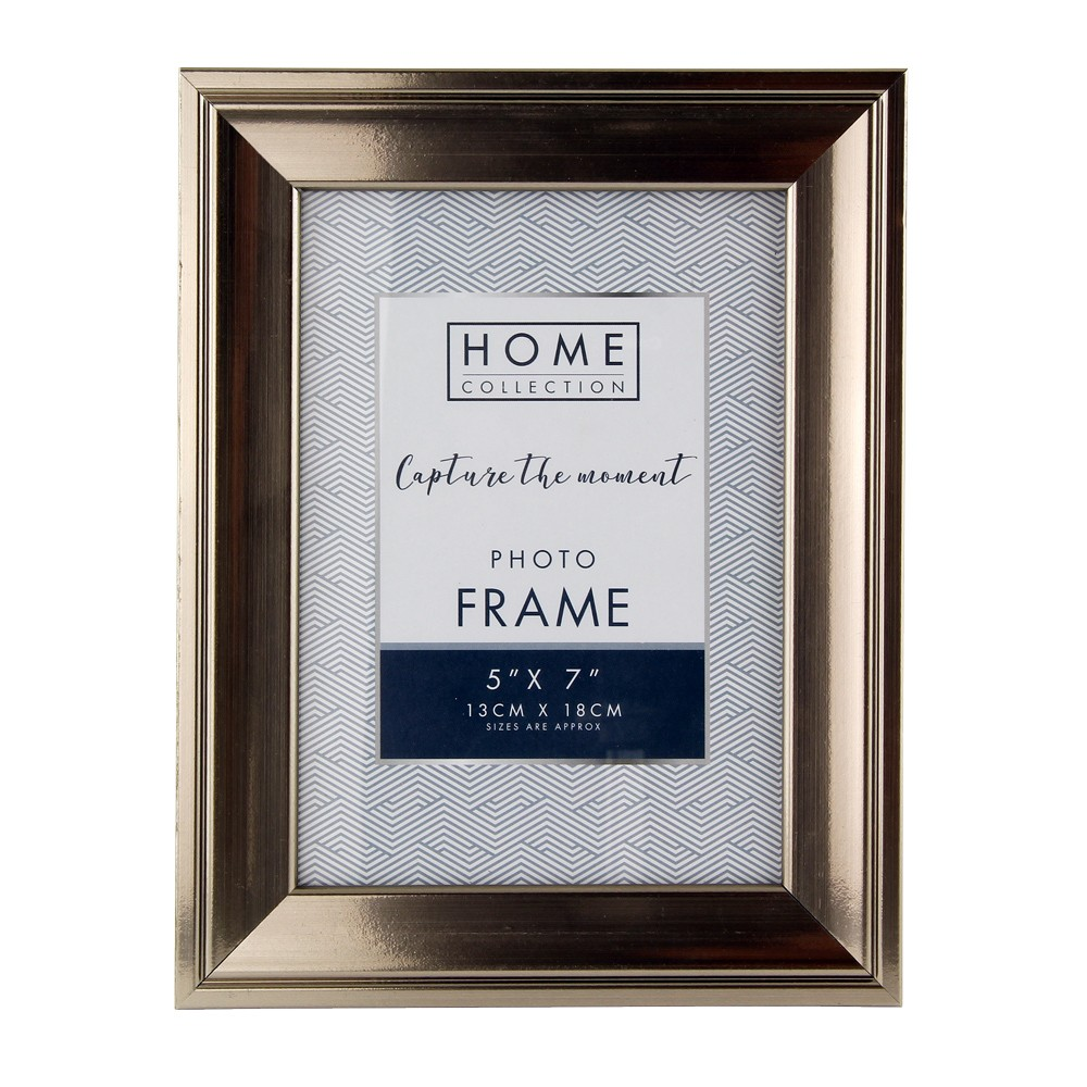 "5X7"" PEWTER FRAME TWIN PACK"