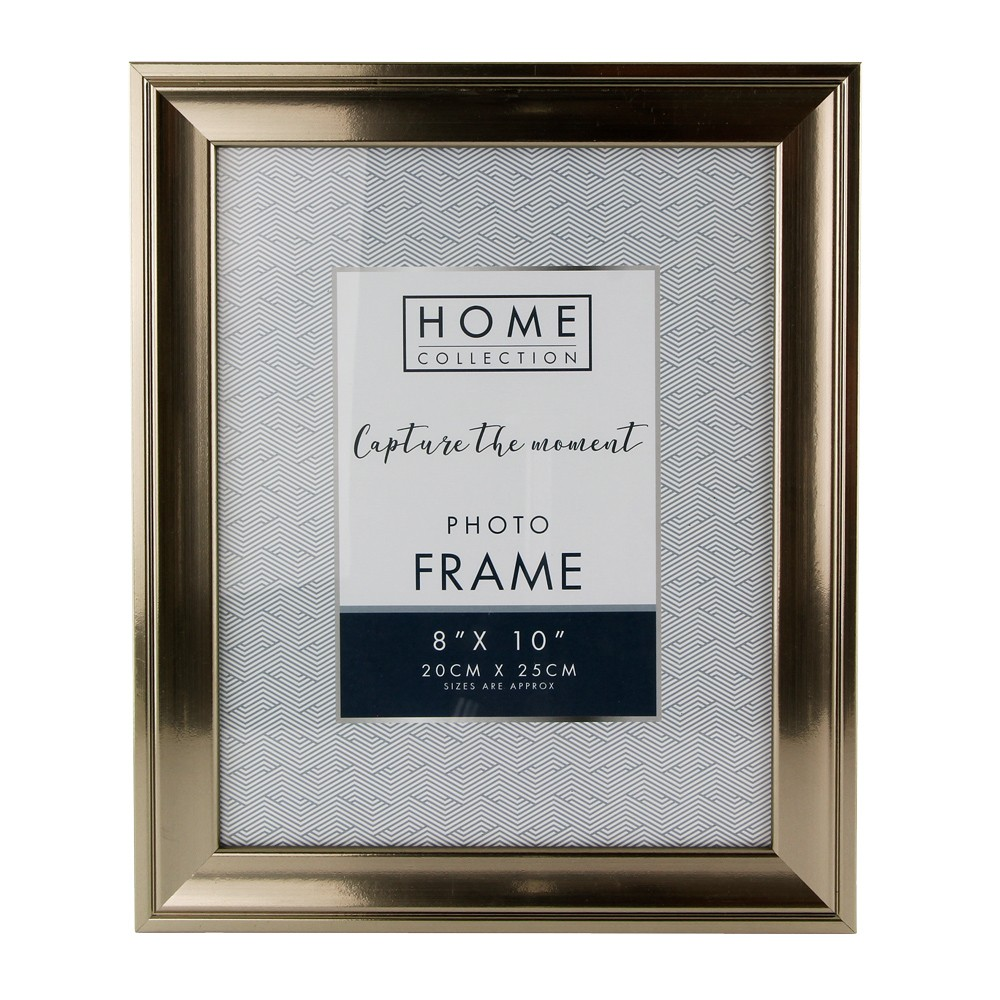 "8X10"" PEWTER FRAME TWIN PACK"