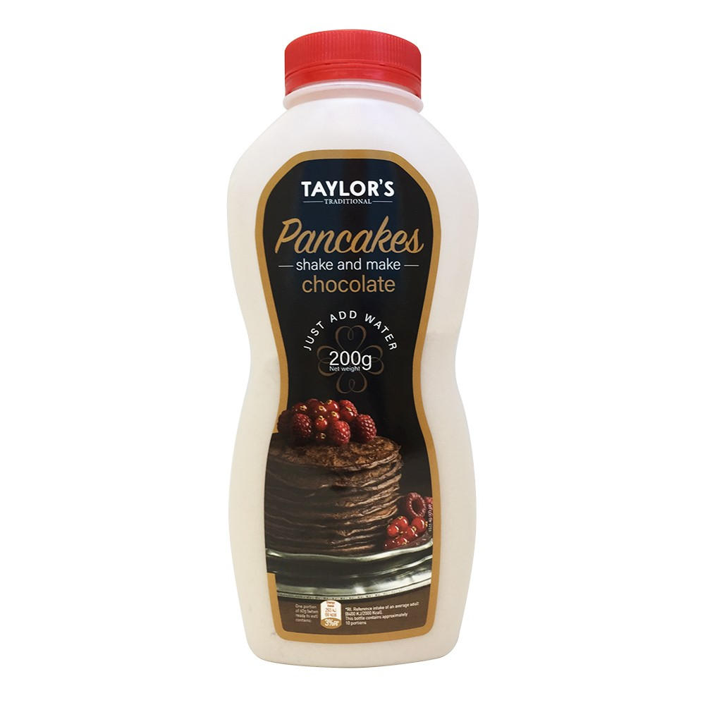 TAYLOR'S CHOCOLATE PANCAKE MIX 200G