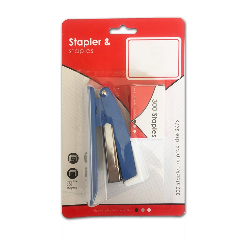 MINI STAPLER & 300 STAPLES