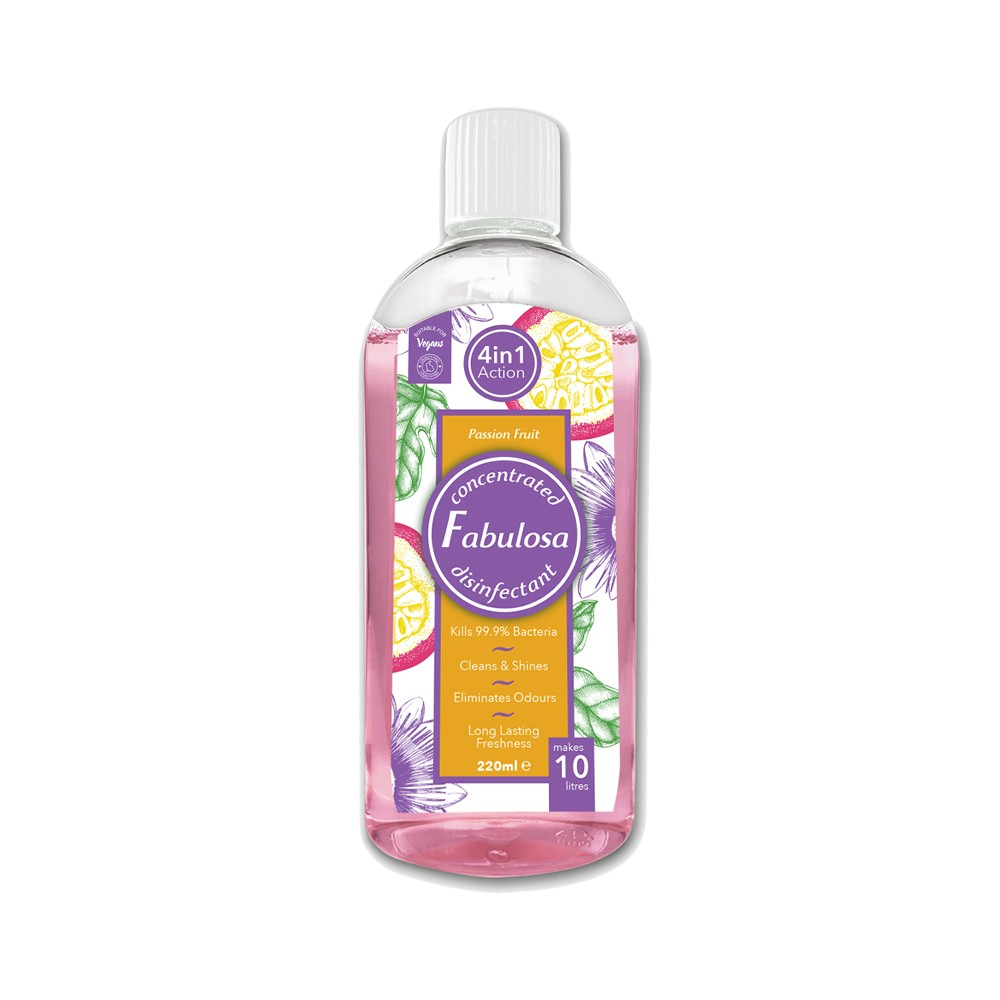FABULOSA DISINFECTANT PASSION FRUIT 220ML