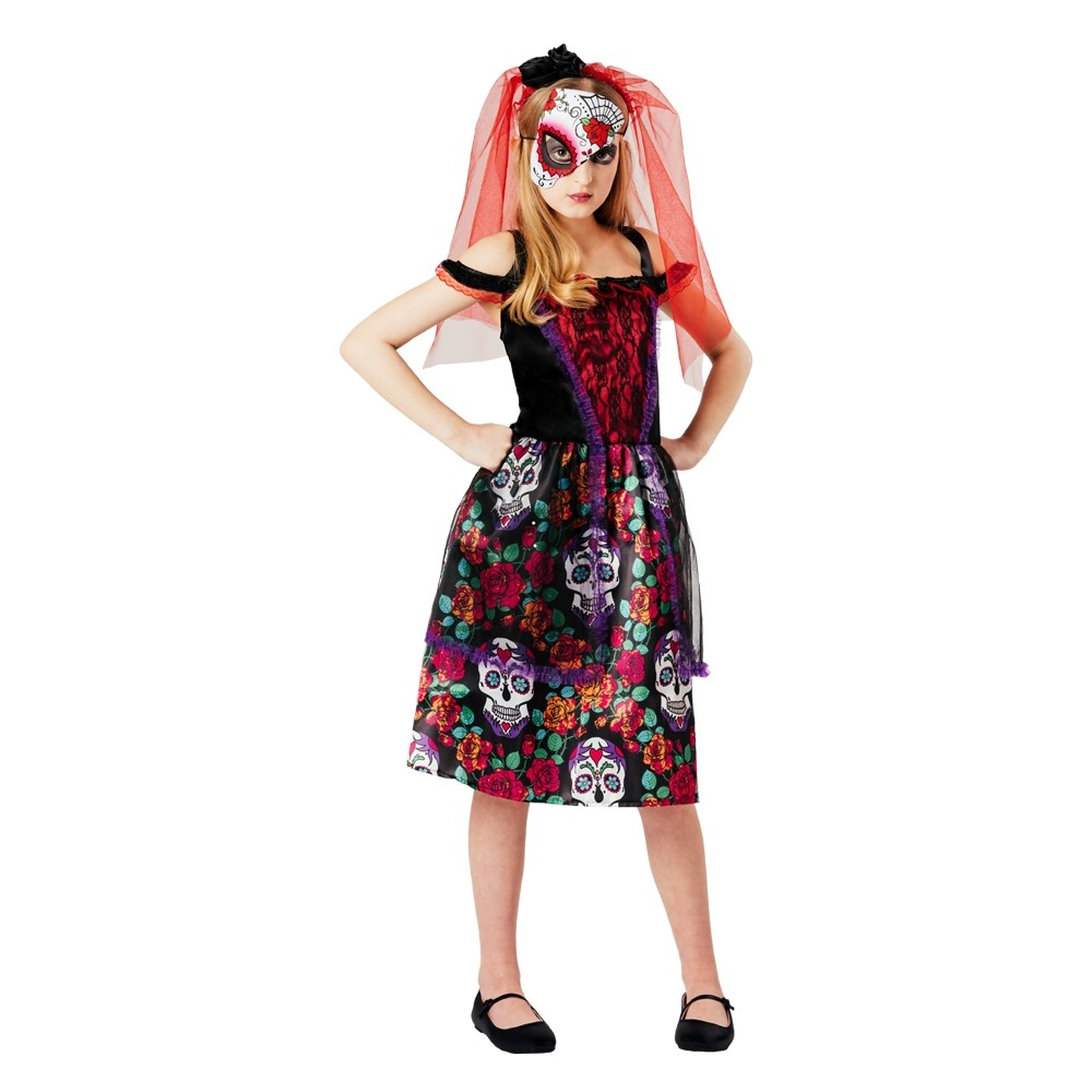 DAY OF THE DEAD COSTUME