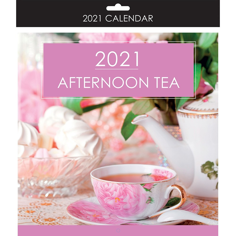 AFTERNOON TEA CALENDAR 2021