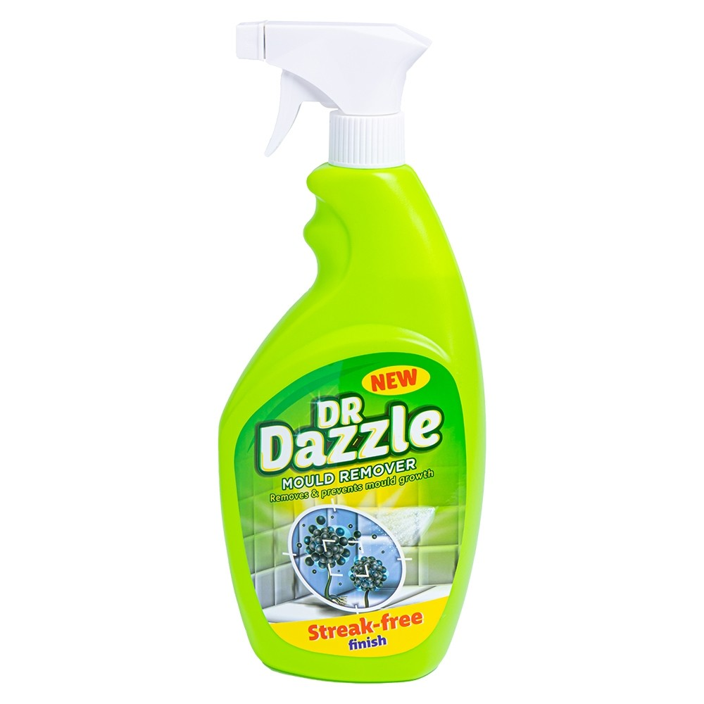 DR DAZZLE MOULD SPRAY CLEANER 750ML