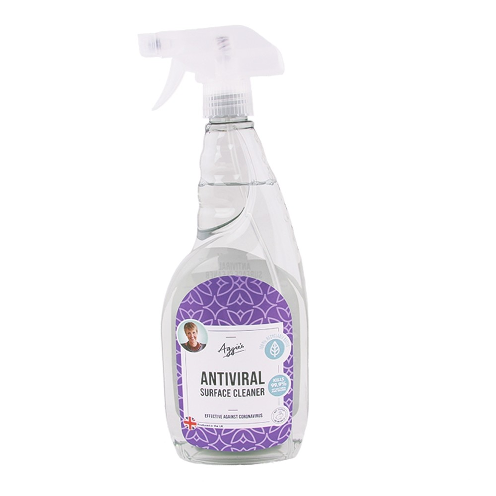 AGGIE'S ANTIVIRAL SURFACE CLEANER 750ML