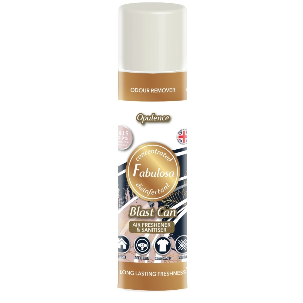 FABULOSA OPULENCE AIR FRESHENER BLAST CAN 400ML