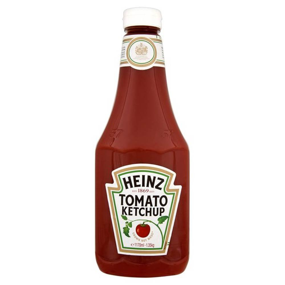 HEINZ TOMATO KETCHUP 1.35KG