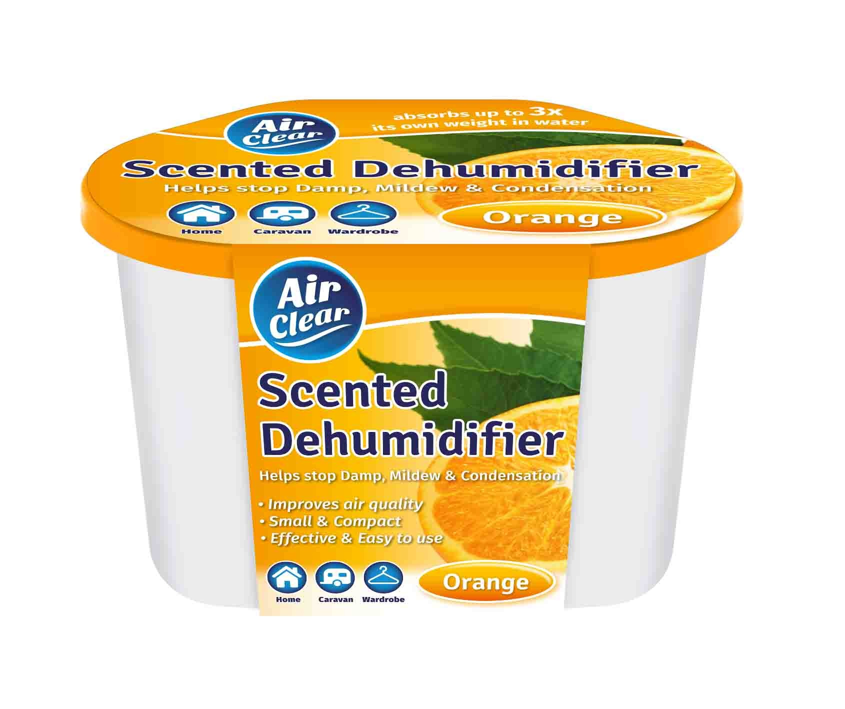 SCENTED DEHUMIDIFIER