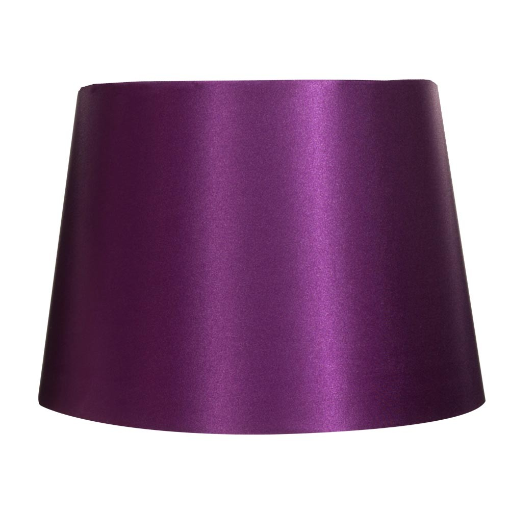 SATEEN SHADE - PLUM