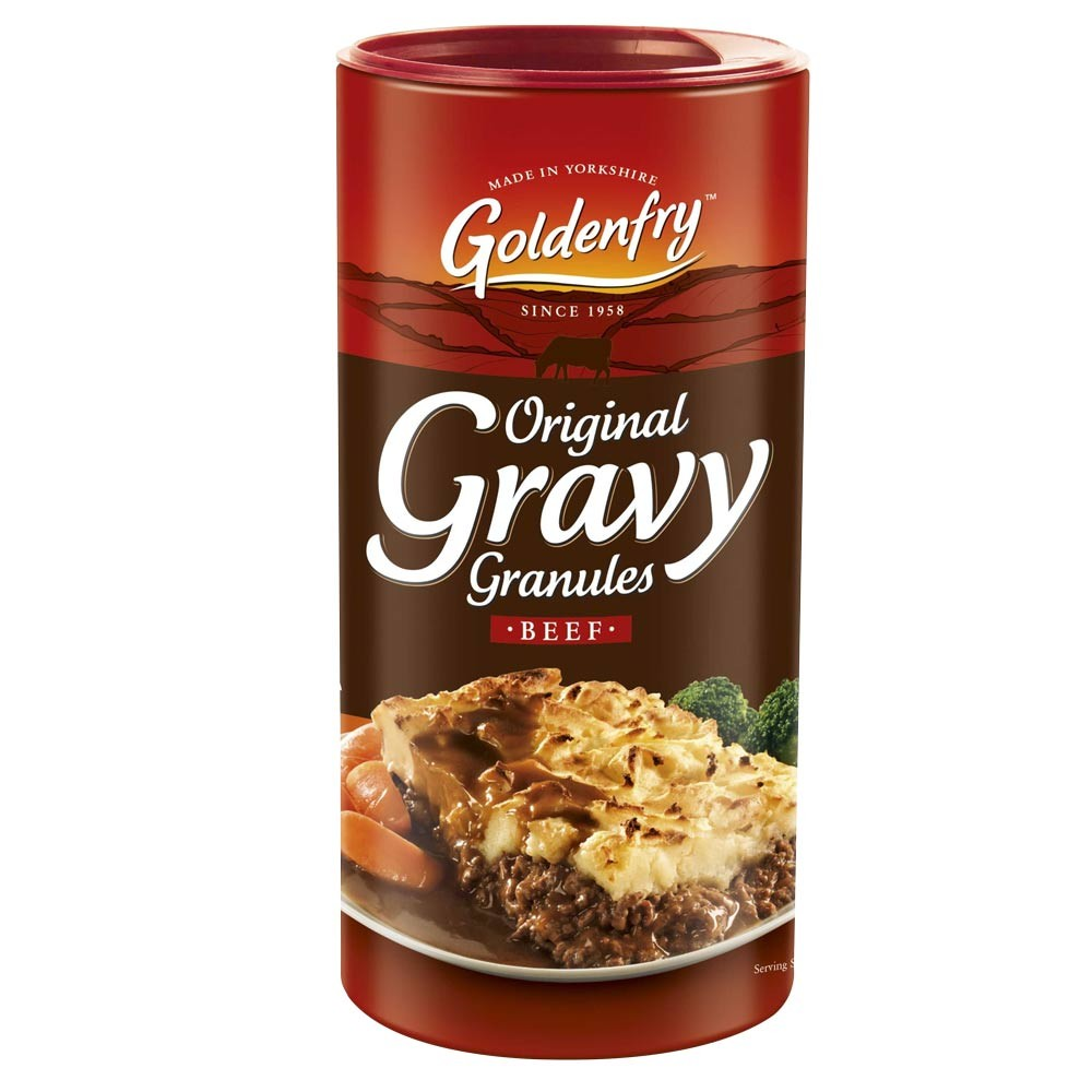 GOLDENFRY GRAVY MIX BEEF 400G