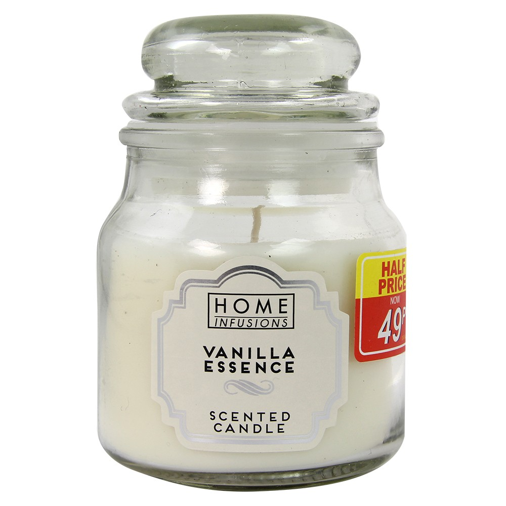 3OZ JAR CANDLE - VANILLA