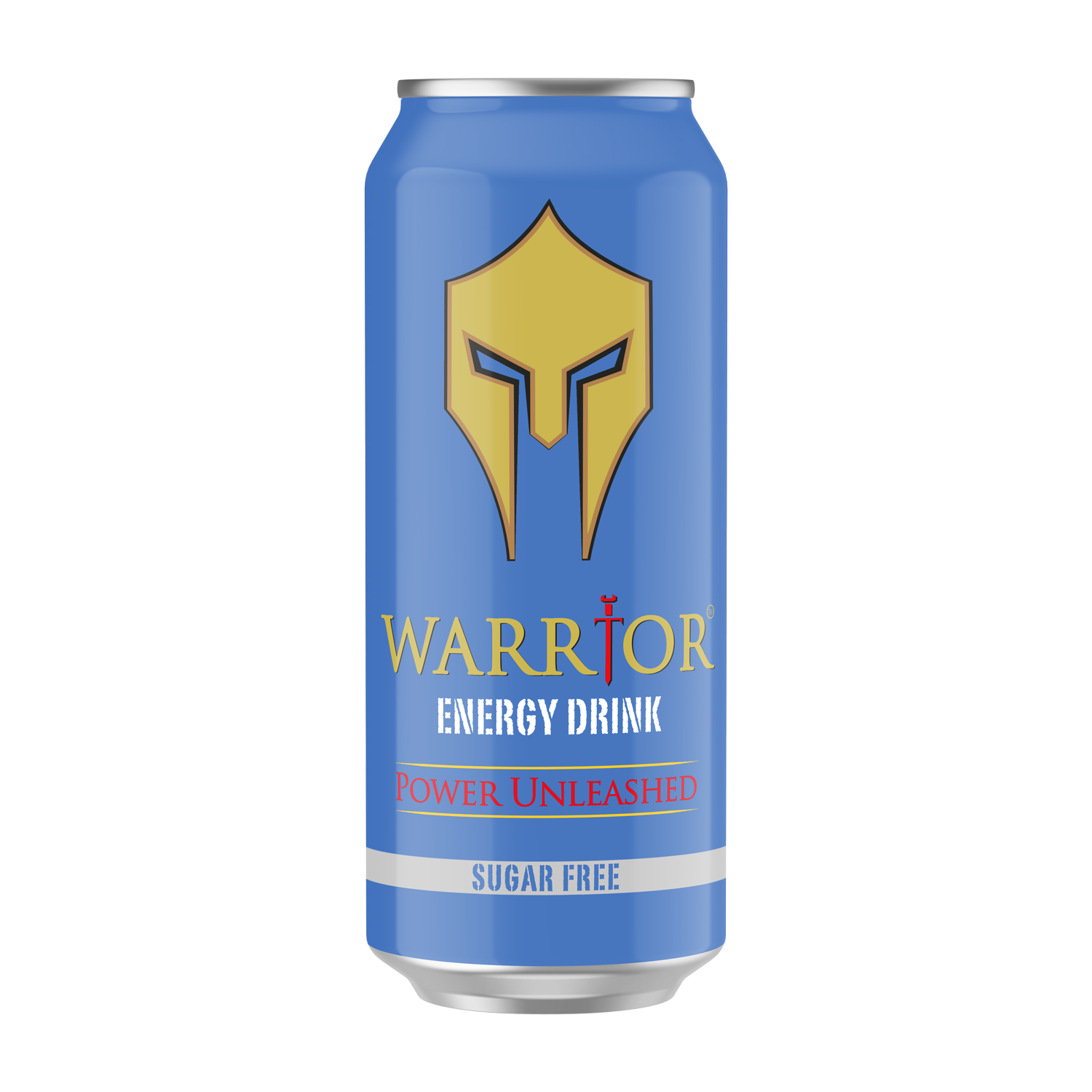 WARRIOR SUGAR FREE ENERGY 500ML