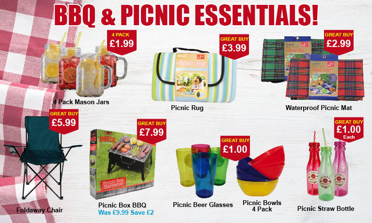Spring with Poundstretcher