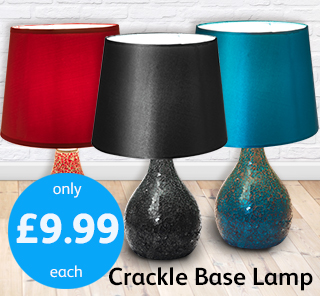 Cackle Lamp Poundstretcher