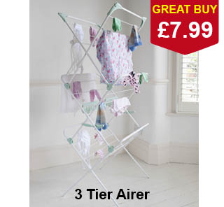Airers from Poundstretcher