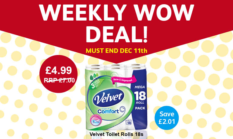 Weekly Wow at Poundstretcher