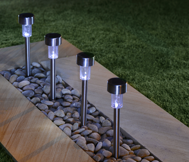 Let there be light. Garden And Outdoor Furniture Accessories   Poundstretcher