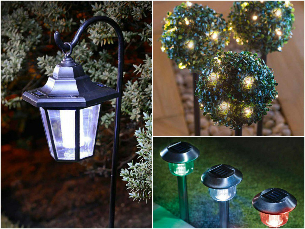 transform your garden with solar lights this summer poundstretcher. Black Bedroom Furniture Sets. Home Design Ideas