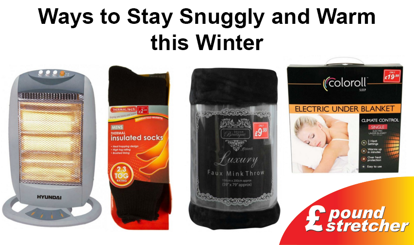 Stay Snuggly and Warm This Winter