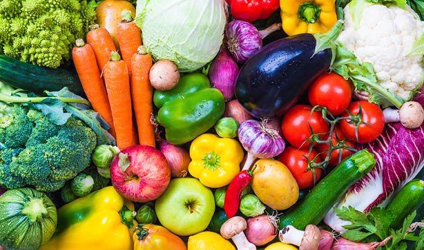 A vegetarian and vegan diet is a great way to celebrate Earth Day