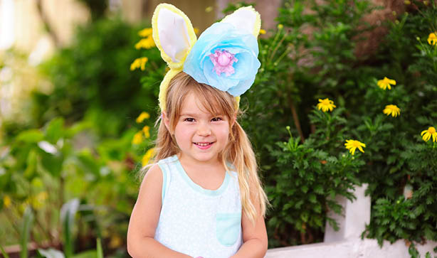 Build an Easter bonnet cheaply with Poundstretcher
