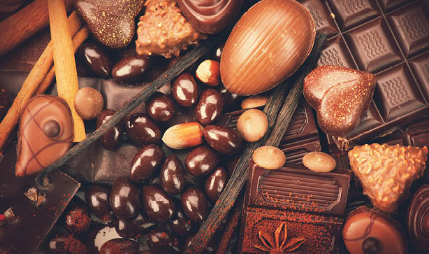 You can buy top quality chocolates at cheap prices