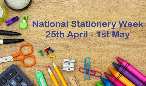 Get Creative For National Stationery Week!