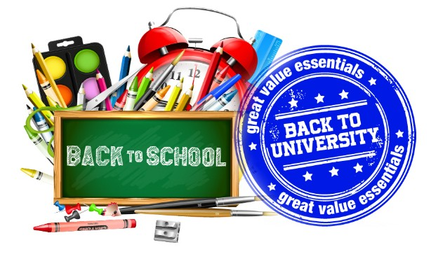 SNEAK PEEK: Back To School And Uni Essentials