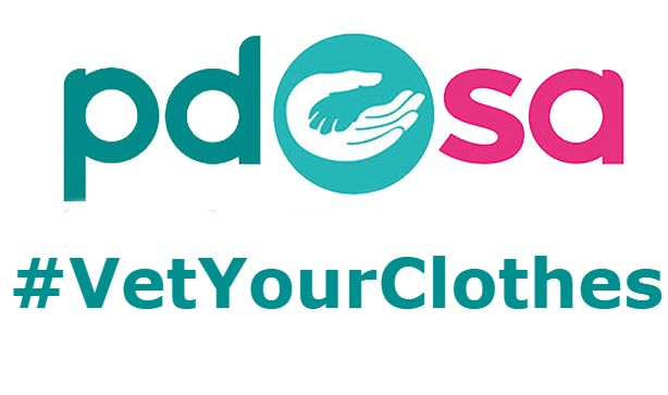 Help Poorly Pets With PDSA Vet Your Clothes!