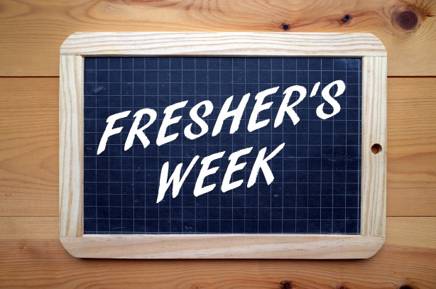 Fresher's Week Tips And Necessities To Survive!