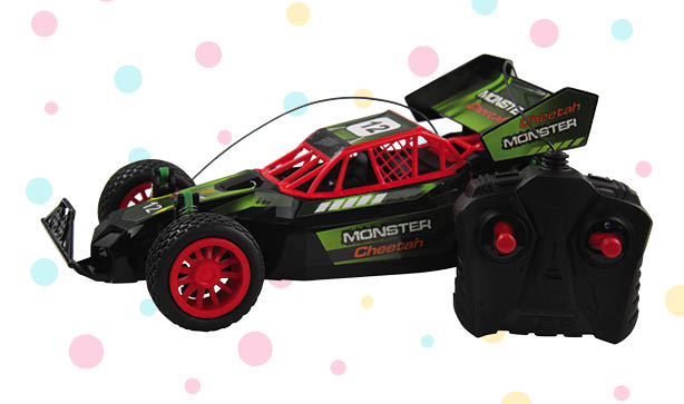 Remote Control Rally Car Toy