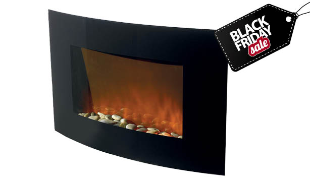 Faux Fire Electric Heater