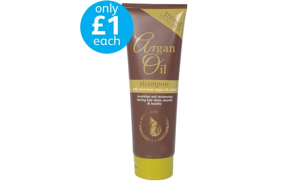 Argan Oil Shampoo, 300ml