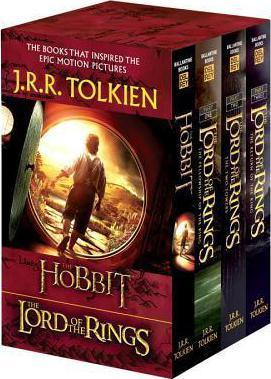 HOBBIT AND LOTR BOOKS
